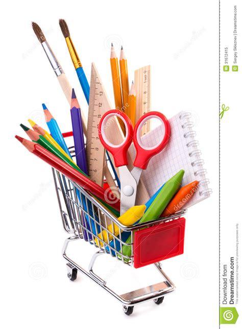 fournitures de bureaux fournitures de bureau d 39 école ou outils de dessin dans un