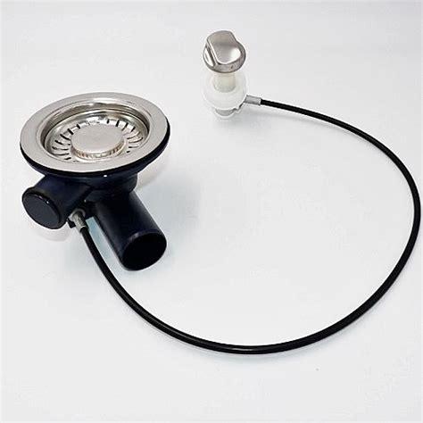 pieces detachees pour evier de cuisine pièces détachées 133 120 bonde automatique 90 mm