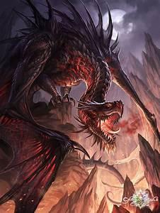 243 best Dragon Art images on Pinterest | Monsters ...