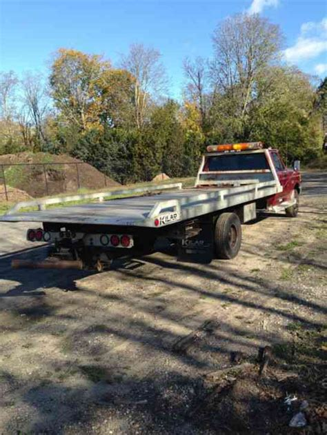 ford  superduty  flatbeds rollbacks