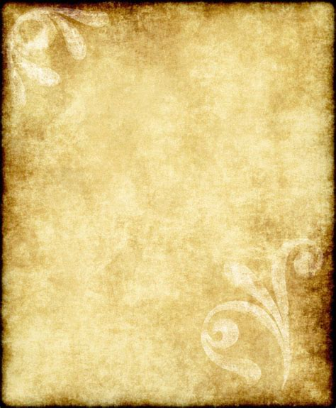 parchment template  word images  parchment