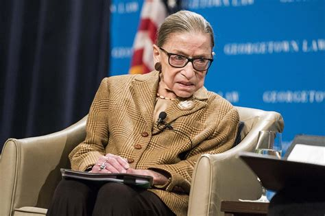justice ruth bader ginsburg hospitalized politico