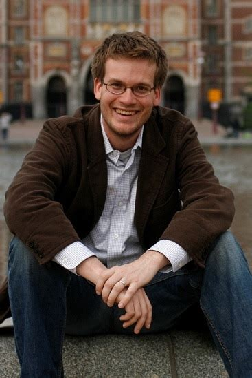 interview  john green author   fault