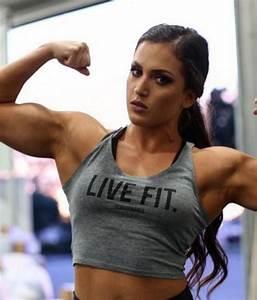 #fitness #muscle #biceps #flex #motivation #girlpower ...
