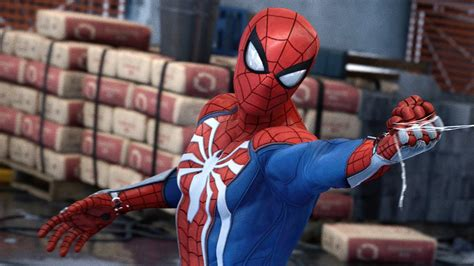 Spiderman Ps4 (@spidermangame) Twitter