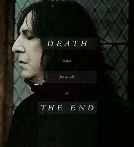 12 Severus Snape Quotes – Montserrat Valle Vargas – Medium