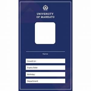 40  Blank Id Card Templates