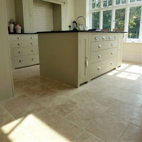 kitchens with travertine floors travertine kitchen bathroom floor tiles the tile 6653