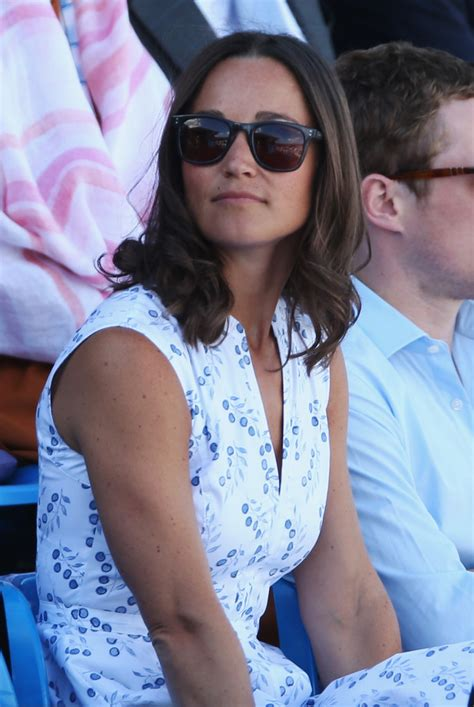 pippa middleton medium wavy cut pippa middleton