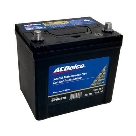 ACDelco Car Batteries - Latest Price, Dealers & Retailers ...