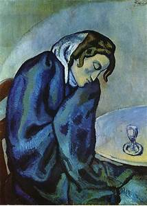 Picasso week 2: The blue period