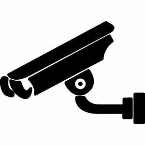 Surveillance video camera Icons | Free Download