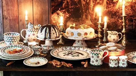 Christmas With Emma Bridgewater Ideal Home