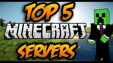 top  mejores servers de minecraft  premium
