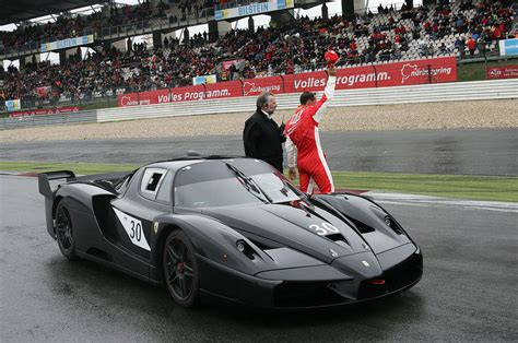 Ferrari Fxx 11 In Schwarz Autos