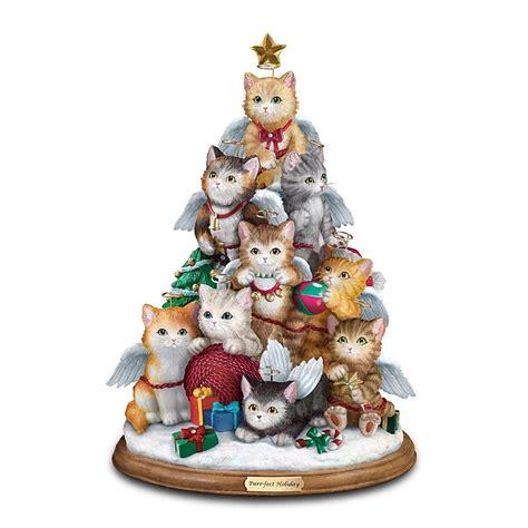 kitten ornaments  christmas jewelry catjewelry cat
