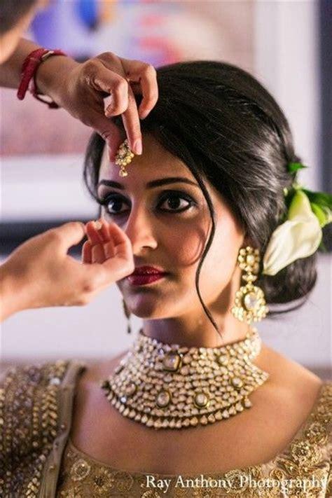 gorgeous indian wedding hairstyle ideas