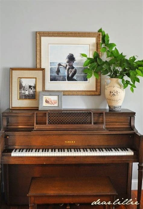 10 Effective Ways Make Living Room Stand by 10 Amazing Ways To Incorporate A Piano Into Your Home