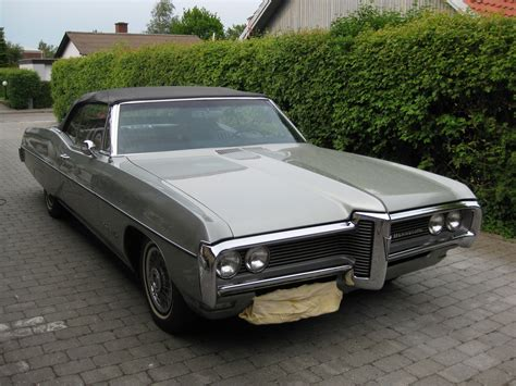Picture Of 1968 Pontiac Bonneville Exterior