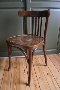 Chaise Bar Bois : chaise bistrot bois photo de chaises de bar x6 r tro industriel ~ Teatrodelosmanantiales.com Idées de Décoration