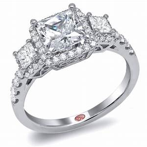 designer engagement ring dw6211 With wedding rings designer