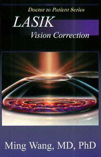 lasik vision correction book  dr ming wang nashville