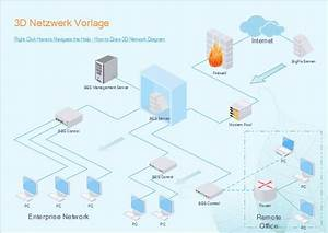 3d Netzwerkdiagramm Software
