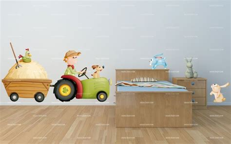 chambre d agriculture stickers tracteur