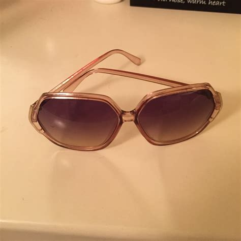 light pink sunglasses 25 forever 21 accessories forever 21 light pink