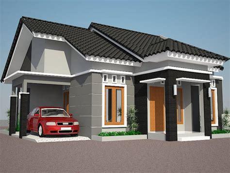 model desain rumah kayu minimalis sederhana murah