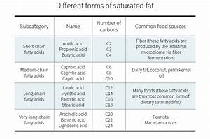 Is Saturated Fat Bad For Your Health
