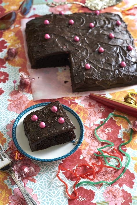 cake wacky frosting fudge cocoa luv chocolate cooks somebody ways southern cooking