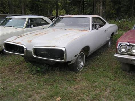 Old Muscle Car Junk Yards for Sale