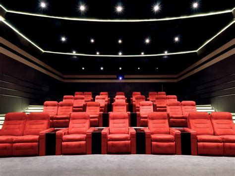 Interior Design Ideas For Home Theater by Home Theater Lighting Ideas Pictures Options Tips