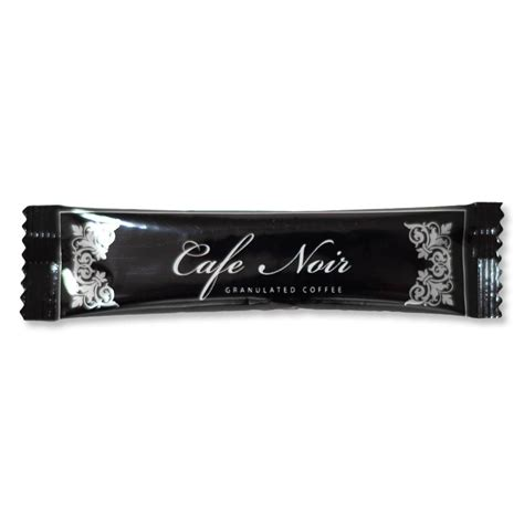 There appeared to be several global nomads working on laptops in this coffee shop which suggests. Cafe Noir Instant Coffee Sticks | Australian Accommodation Supplies