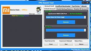 Tps Xiaomi Tool Free Download