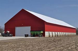cattle dairy livestock fabric covered buildings photos With coverall barn