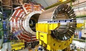 Large Hadron Collider explains how the universe can exist ...