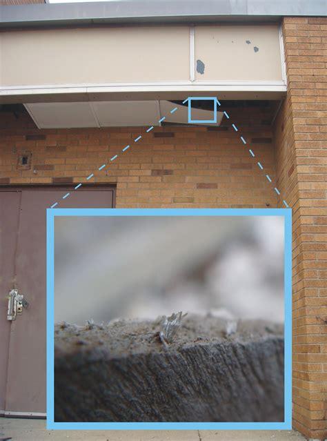 asbestos soffit  facade asbestos cement panels