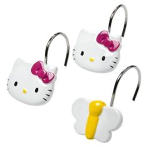 decorative shower curtain hooks images