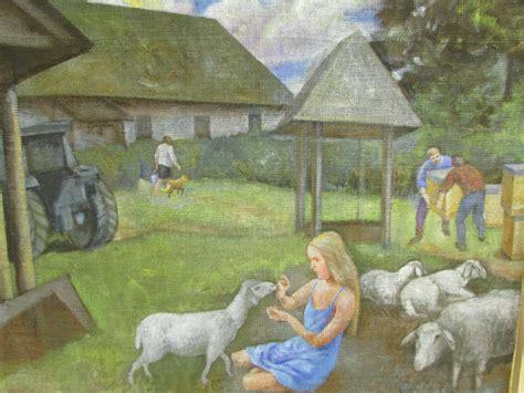 RITMAS LAGZDIŅAS personālizstāde - Talsu novada muzejs