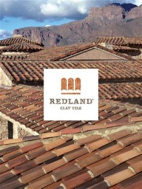 Redlands Clay Tile Icc by Clay Rwc Building Products