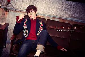 """Update: B.A.P Shares Group Teaser Photo For """"Rose"""" 