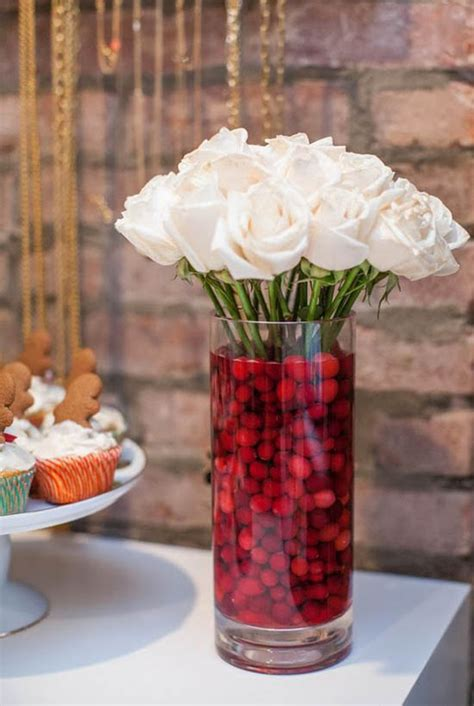 easy christmas centerpiece ideas 40 easy to make christmas table centerpieces all about christmas