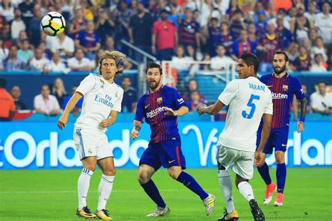 real madrid  barcelona super cup goals match report