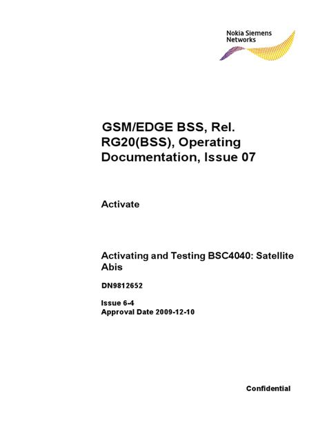 Activating and Testing BSC4040_Satellite.pdf | Bit Rate