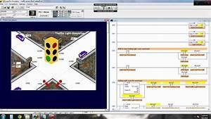 Traffic Light Simulator Logixpro W   One Timer On Exercises