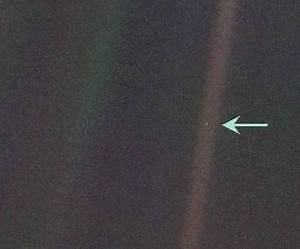 Appreciating our pale blue dot — Cosmic Chatter