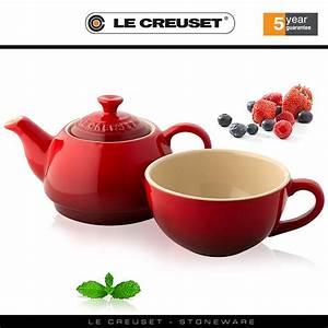 Tea For One Set : le creuset tea for one set cookfunky ~ Orissabook.com Haus und Dekorationen