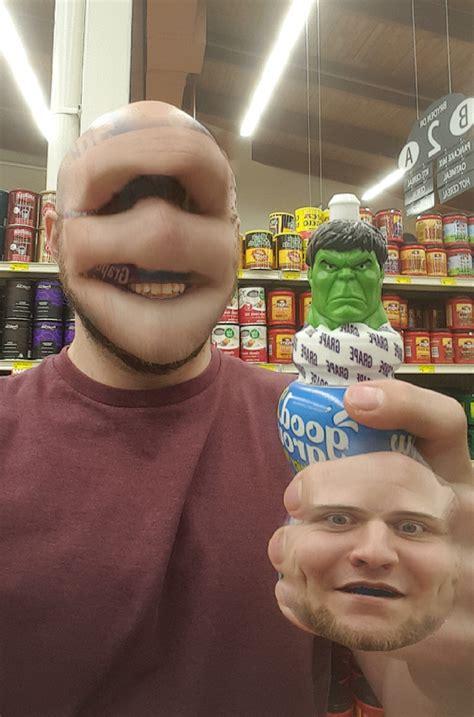 latest  greatest snapchat face swap fail
